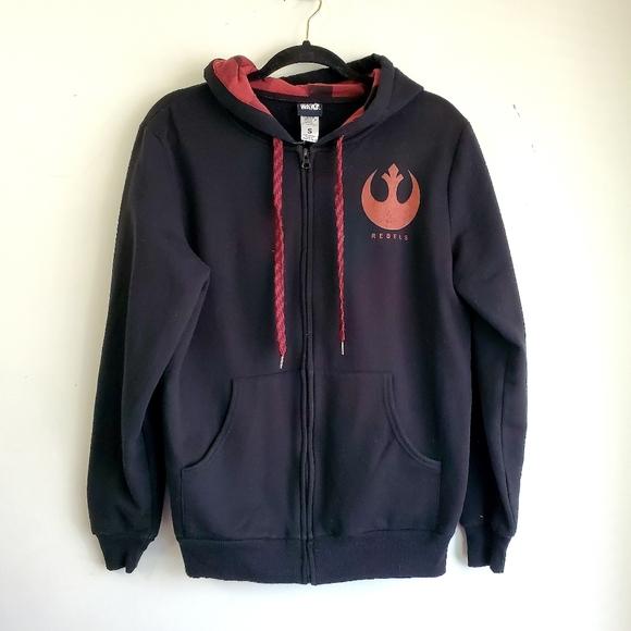Star Wars Zip Hoodie Jacket